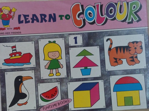 Learn to Colour