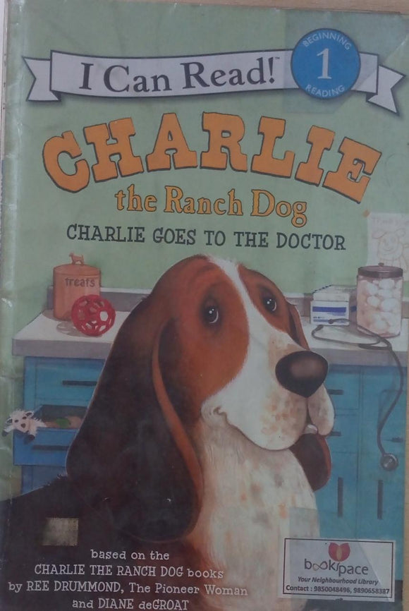 Charle  The ranch Dog !I Can Read 1