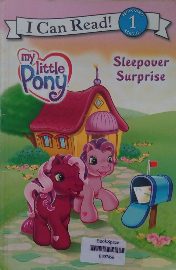 My Little Pony I Can Read 1