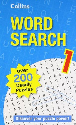 Word Search by Collins