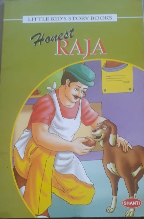 Little Kid's Story Books - Honest Raja