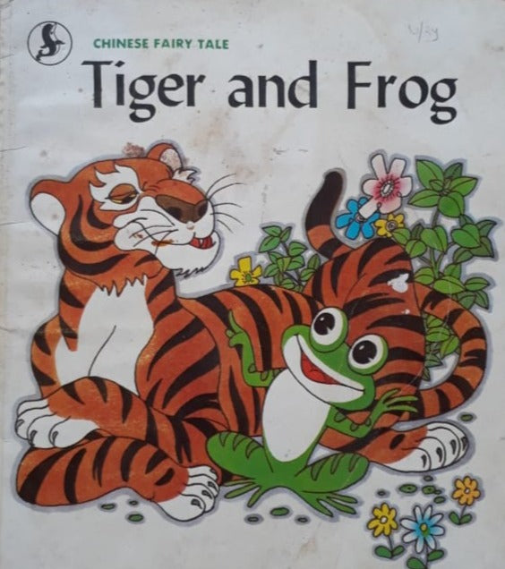 Chinese Fairy Tale - Tiger and Frog