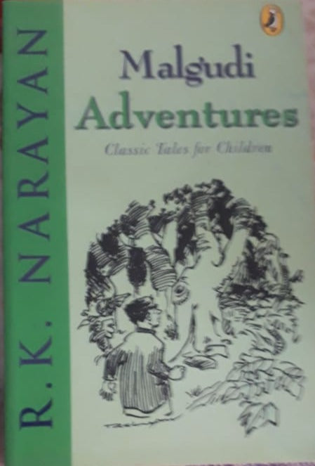 Malgudi Adventures Classic Tales for Children - R.K Narayan