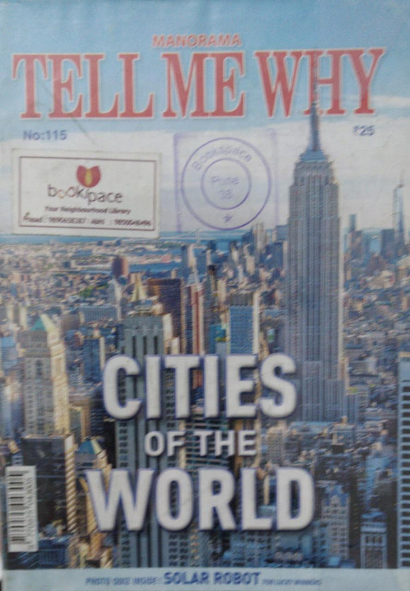 Tell Me Why Cities Of The World