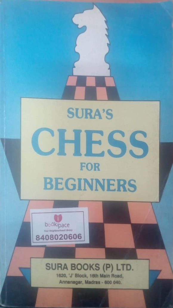 Chess Book for Beginners by Sura Books