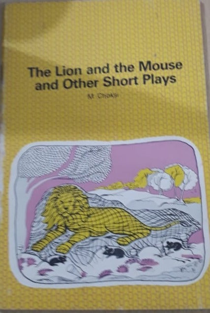 The lion and the mouse and other short plays