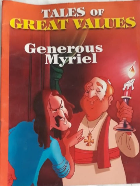 Tales of Great Values - Generous Myriel