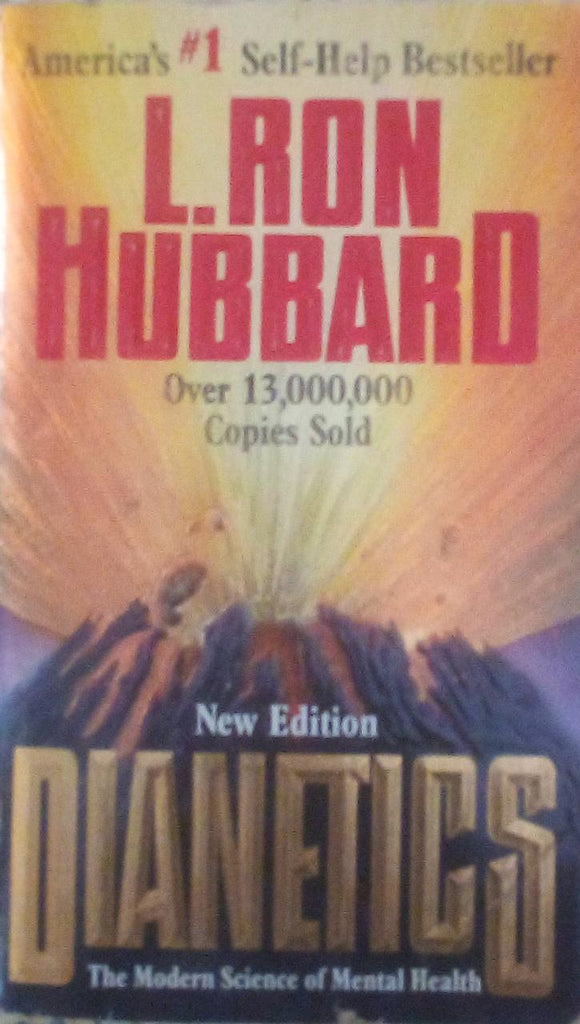 Dianetics By L Ron Hubbard