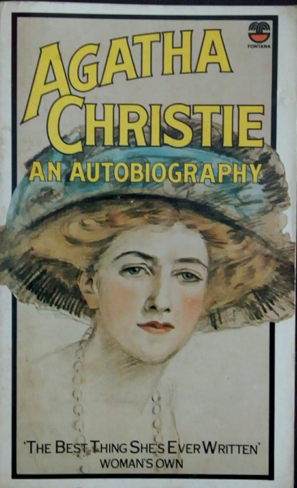 Agatha Christie an autobiography.