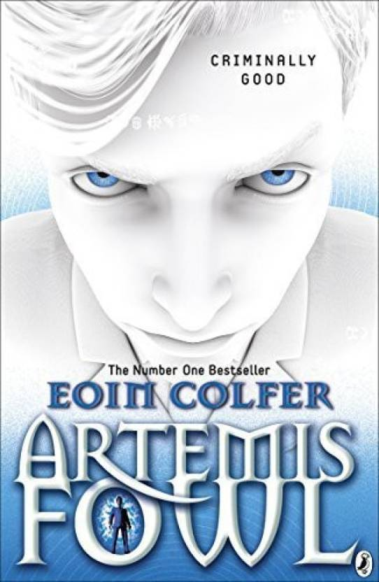 Artemis Fowl by  Colfer Eoin