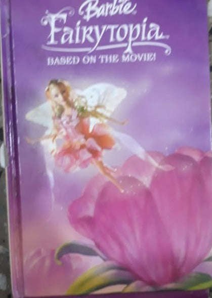 Barbie Fairytopia Based on the movie