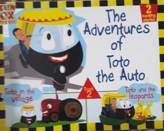 The Adventures of the Toto the Auto Book 2 Toto and the leopards