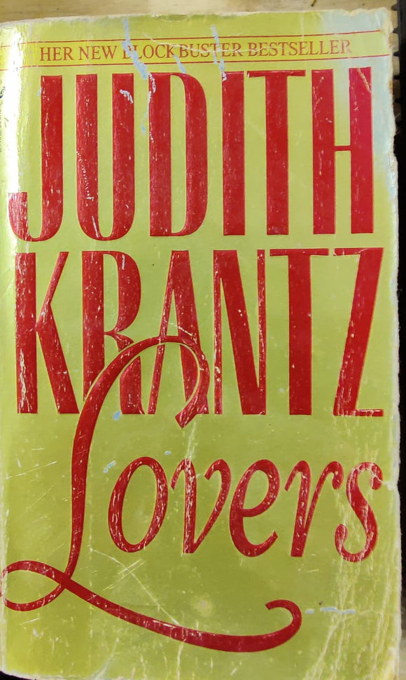 Lovers by Judith Krantz
