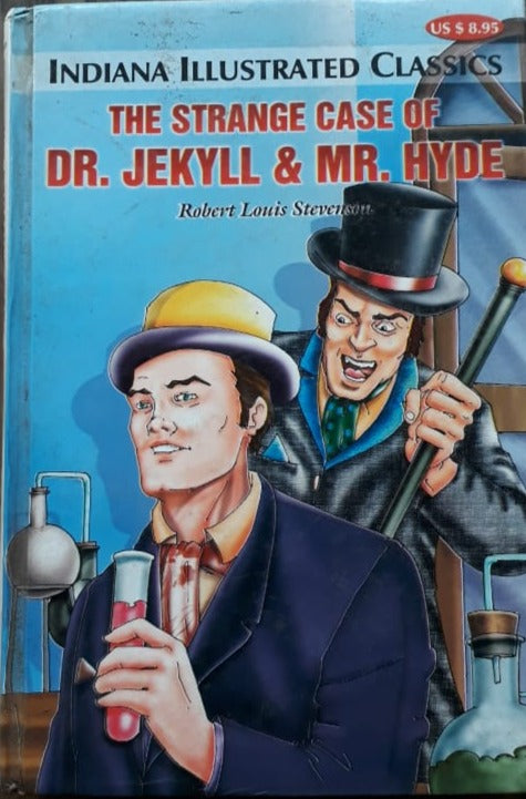 Indiana Illustrated Classics - The Strange case of Dr.Jekyll and Mr Hyde
