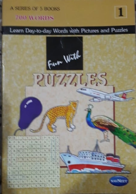 Fun with Puzzles - A Series of 5 books