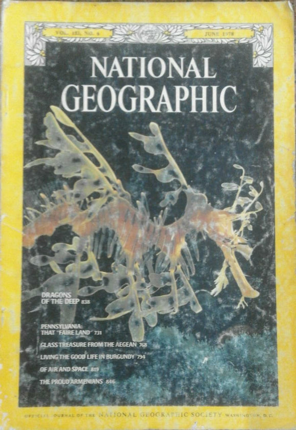 National Geographic Jun 1978
