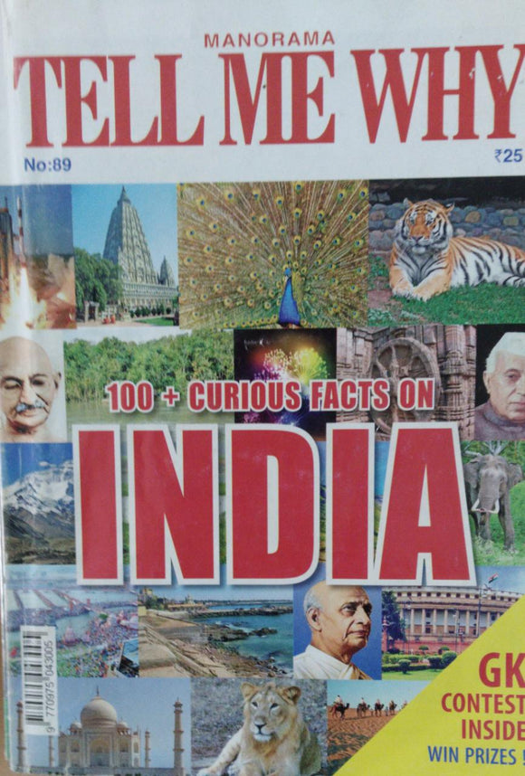 Tell Me Why 100+ Curious Facts On India