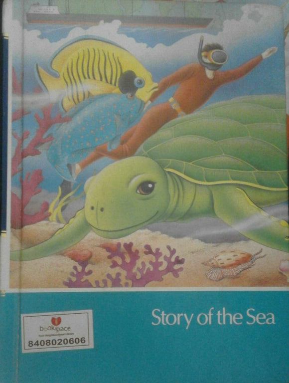 Childcraft Story Of the Sea
