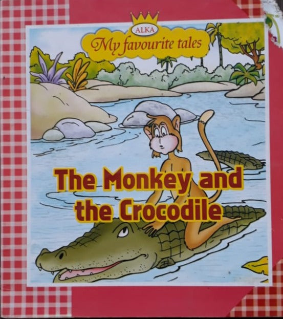 Alka - My Favourite Tales - The Monkey and the Crocodile