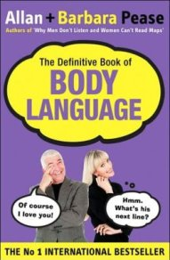 The Definitive Book of Body Language by Allan Pease , Barbara