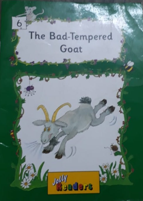The Bad Tempered Goat - Jolly Readers