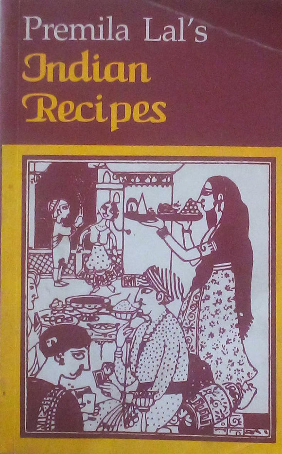 Indian Recipes By Premila Lal's