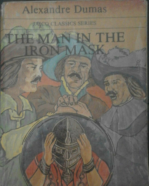 The Man In The Iron Mask By Alexandre Dumans