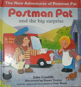 Postman Pat and the big surprise