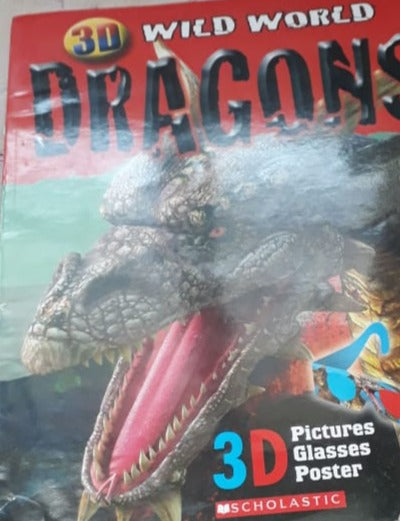 3D Wild World Dragons