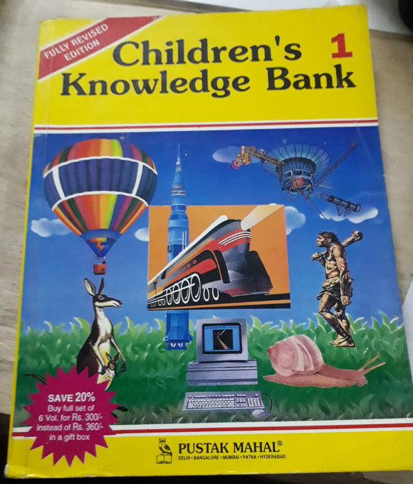 Children's Knowledge Bank 1