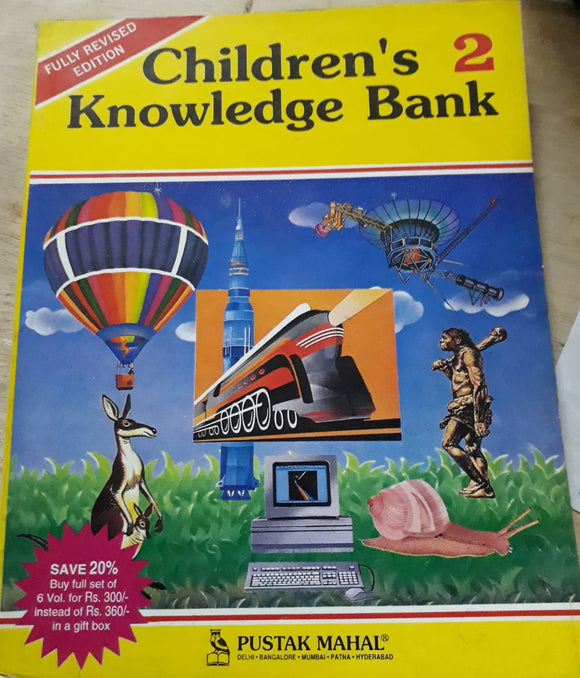 Children's knowledge Bank 2
