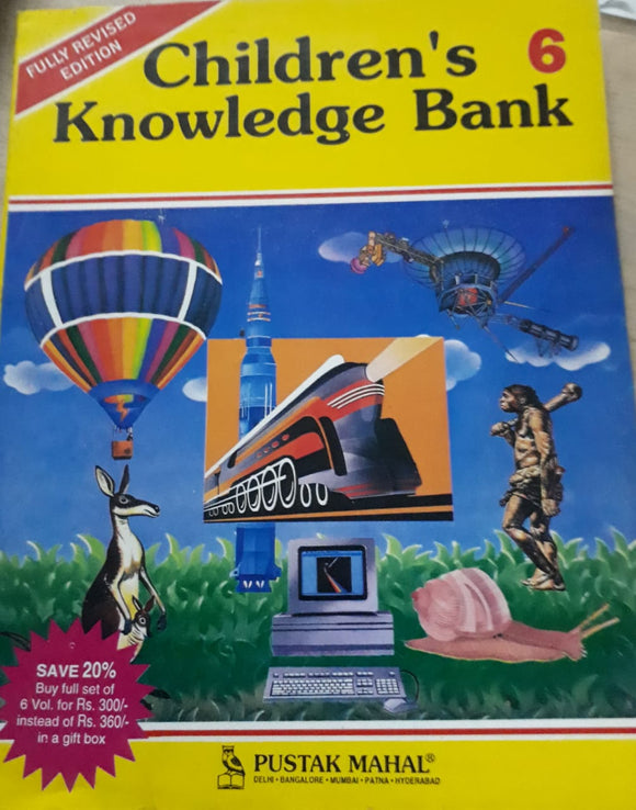 Children's Knowledge Bank - 6