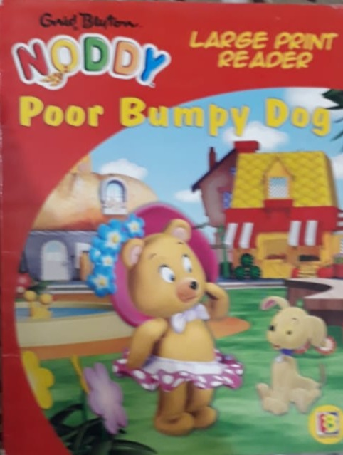 Noddy - Poor Bumpy Dog