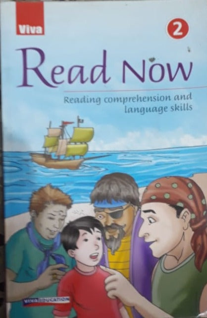 Read Now Viva Reading Comprehension and language skills