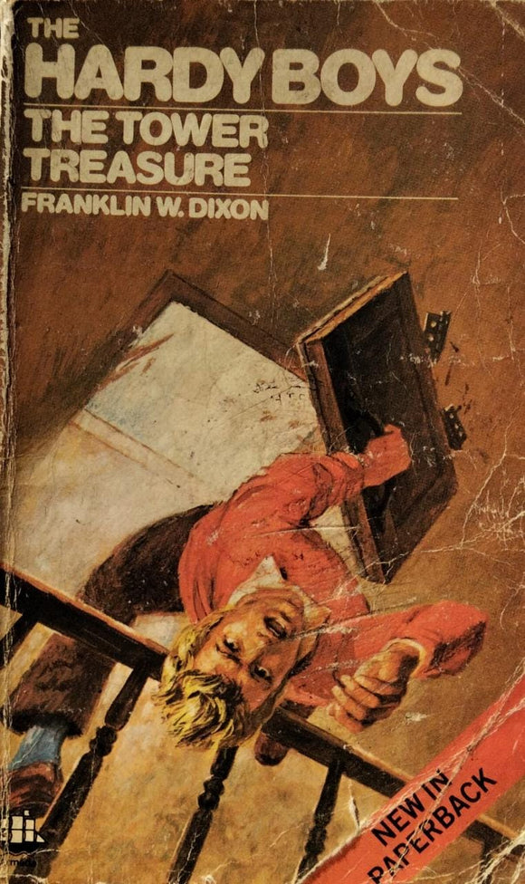 The Hardy Boys : The Tower Treasure By Franklin W. Dixon