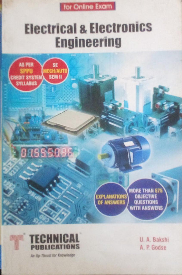 Electrical & Electronics Engineering by U.A. Bakshi and A. P. Godse