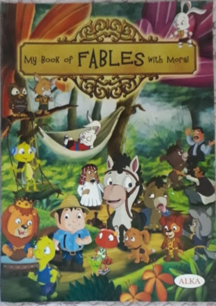 My Book of Fables and Morals