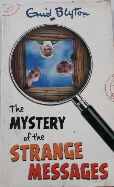 Enid Blyton's - The Mystery of Strange Messages