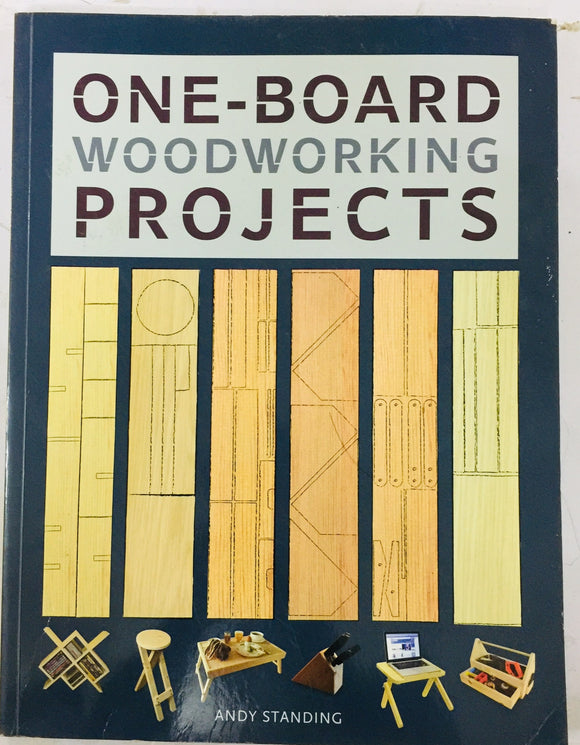 One Board woodworking Projects