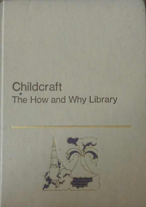 Childcraft The How And Why Liabrary