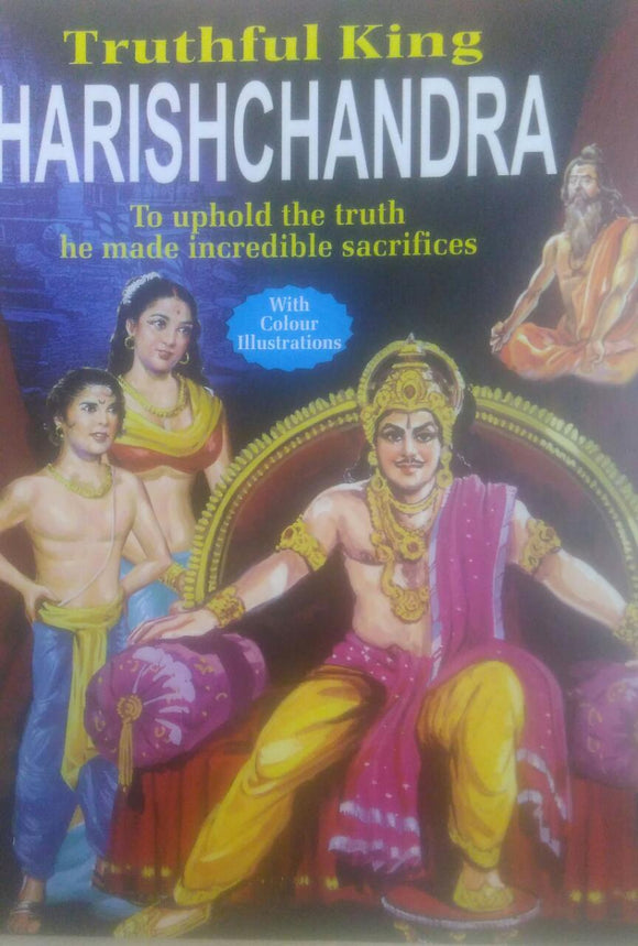 Truthful King Harishchandra By Mahendra Mittal