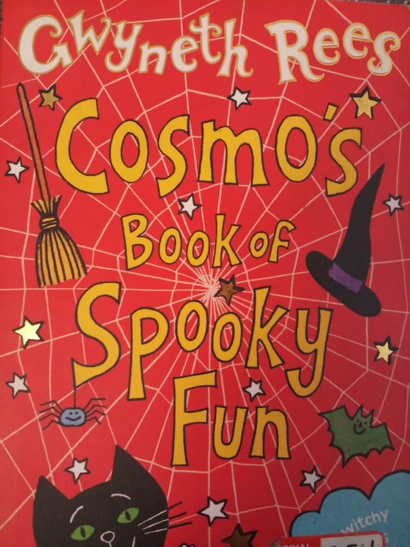Cosmo's Book Of Spooky Gun