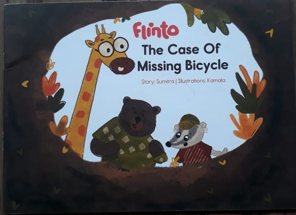 Flinto - The Case of Missing Bicycle