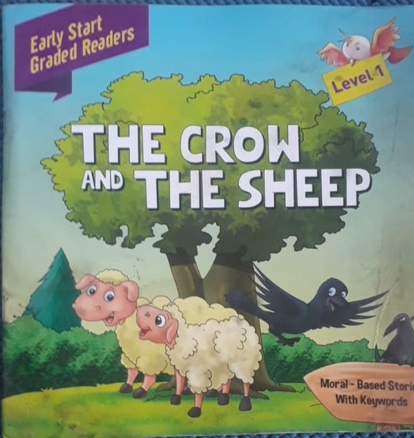 The Crow and the Sheep