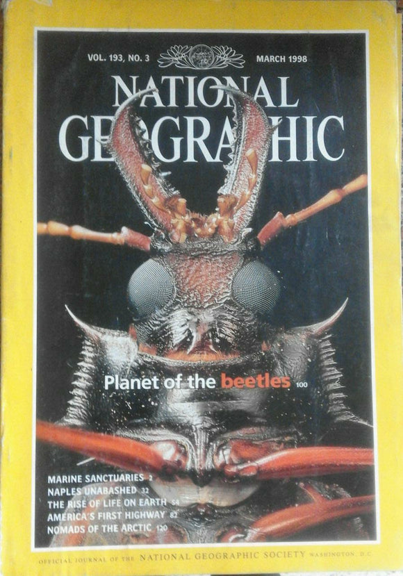 National Geographic Feb 1998