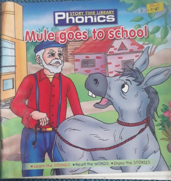 Mule Goes to School