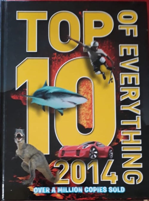 Top 10 of Everything 2014