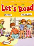 give your child a head start in reading let's read the toy shop