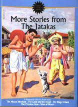 More Stories from the Jatakas: 5 in 1 (Amar Chitra Katha) by Anant Pai