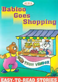 babloo goes shopping